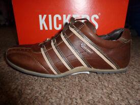 Kickers Zeppelin size 9