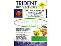 Trident Tuition Centres Ltd
