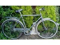Mens Vintage Raleigh bike