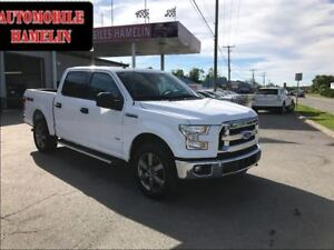 2017 Ford F-150 XLT ecoboost bas kilo mags 20 pouces