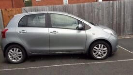 Toyota Yaris TR-S-A 5dr Hatchback 5 gears