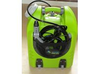Aqua2go Pro Portable Power Washer. Plugs into 12V Cigarette Lighter Socket. Fab Piece of Kit