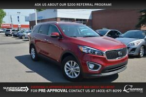 2017 Kia Sorento 2.4L LX, HEATED SEATS, BACKUP CAM, BLUETOOTH
