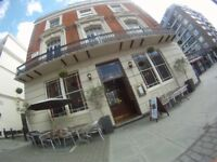 Bar & Kitchen staff vacancies