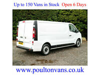 2016 (16) VAUXHALL VIVARO 2900 L2H1 LWB LOW ROOF PANEL VAN,115BHP, Medium