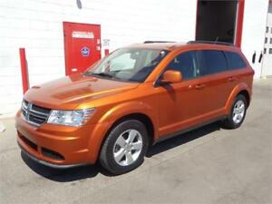 2011 Dodge Journey ~ 91,000km~ Accident Free~ Bluetooth ~ $10900