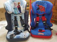 Disney Frozen Racer SP Car Seat, Group 1-2-3