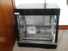 Buffalo Hot Display Cabinet