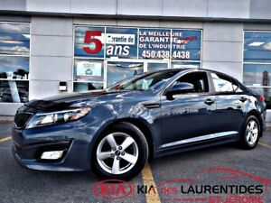 2014 Kia Optima 2014**LX**BANC CHAUFFANT**A/C** limited time liq