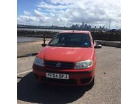 Fiat Punto Active 1.2 04 Red