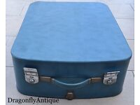 SUPERB Vintage 1960s Genuine Revelation Robe Ladies Wardrobe Suitcase