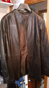 Beautiful Brand New Soft Leather Jacket