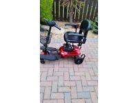 Mobility scooter (fits in car boot) £70