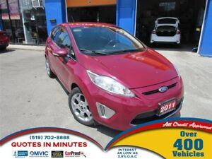 2011 Ford Fiesta SES | GAS SAVER | GREAT FIRST CAR