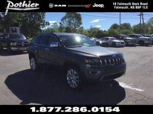 2017 Jeep Grand Cherokee Limited 4x4 | LEATHER | SUNROOF | UCONN