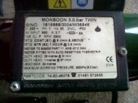 Stuart Turner MONSOON 3.0 Bar Twin Pump