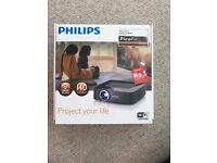 Philips PicoPix PPX3614 LED Mini Projector