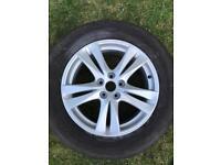 Kia Sportage alloy wheel 235/60/18 off 2010 60 reg