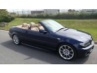 BMW 318ci sport convertible *** Price Reduced *** 2003