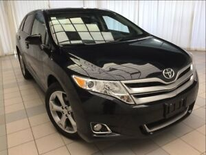 2016 Toyota Venza Standard Package: Damage Free, New Brakes!