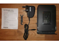 Netgear Wifi Router, Excellent Condition