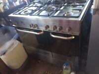 New World Range Cooker