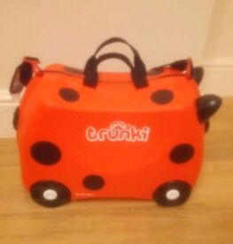 Ladybird Trunki kids luggage / suitcase