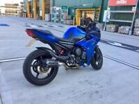 Yamaha XJ6 Diversion F 2009 A2 legal swap swaps part ex