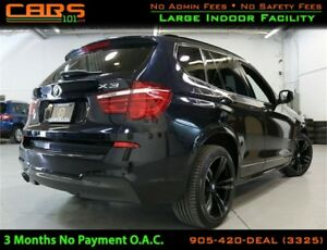 2011 BMW X3 xDrive35i | M-Sport | Pano Roof | Navigation |