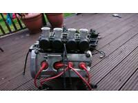 CBR 600 F3 COMPLETE ENGINE WITH WIRING LOOM