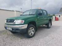 2003 Toyota Hilux aircon lot's of history drives 100% perfect