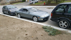 1993 toyota soarer twin turbo 5 spd
