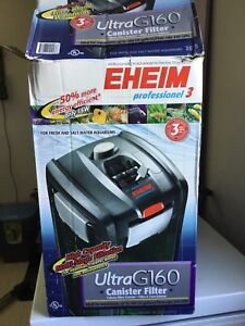 EHEIM  Professional 3 ultra G160 canister filter