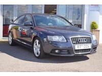 2006 Audi A6 2.7 TDI S Line 4 door Multitronic Diesel Saloon
