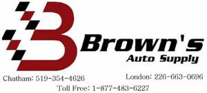 Summer Sizzlin Sale & POR 15 @ Brown's Auto Supply