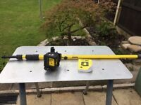 Stanley CLL Cross Line Laser level KIT +Pole +Case