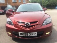 MAZDA 3 TAKARA AUTOMATIC(1.6LIT) WITH 70K LOW MILEAGE PERFECT CONDITION