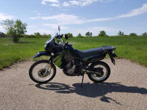 2010 KLR 650