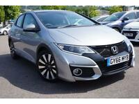 2016 Honda Civic 1.4 i-VTEC SE Plus (Nav) Manual Petrol Hatchback