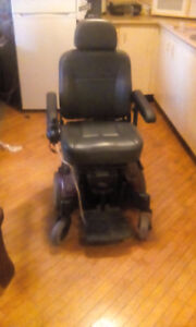 Surestep electric wheel chair working condition