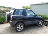 Toyota Rav 4 Good condition for year