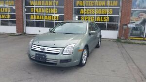 2009 Ford Fusion SE, LOW KMS
