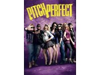 2 Ticket for Pitch Perfect at The Luna Cinema