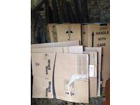 FREE Moving wardrobe boxes x 4