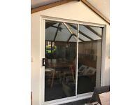 External Sliding Double Glazed Door