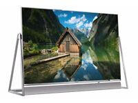 Panasonic TX50DX802B Black - 50Inch 4K Ultra HD TV, Smart, LED, Active 3D ULTRA SLIM NEW..RRP £999