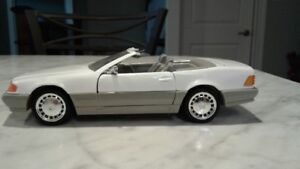 Mercedes Benz Die Cast car