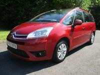 Citroen C4 Picasso Grand VTR Plus HDi Egs DIESEL SEMIAUTOMATIC 2007/57