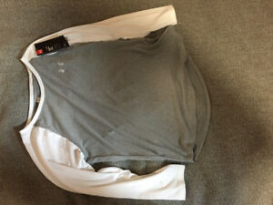 Brand new under amour thing sleeve top