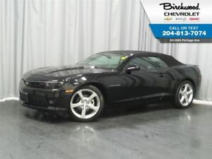 2015 Chevrolet Camaro LT Convertible   RS Package
